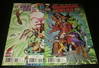 Guardians of the Galaxy Mother Entropy 1-5 Complete Comic Lot Run Set Marvel