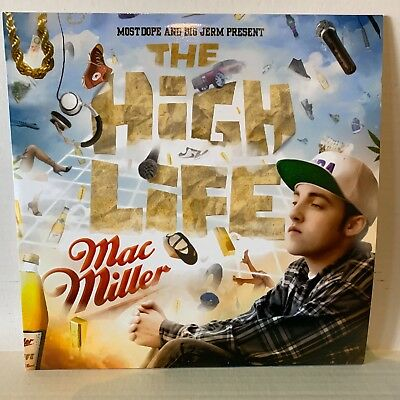 Mac Miller - The High Life Vinyl 2LP