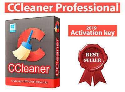 Ccleaner 2019 world famous pc cleaner lifetime activation key