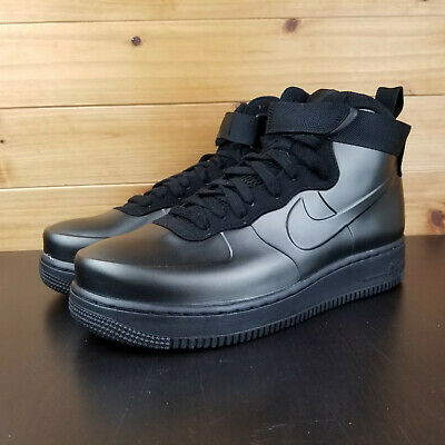 238f74e037d NIKE AIR FORCE 1 Foamposite Cup Triple Black AH6771-001 Men s Shoes ...