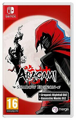 Aragami Nintendo Switch Game 16+ Years