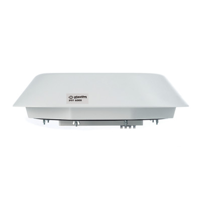 PFF 6000 Roof Fan or Cabinet Top Ventilator to IP54 (970 cubic m/hour airflow)