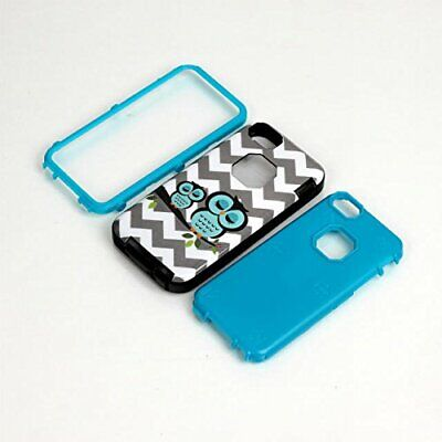 iPhone 5C Phone Case Shockproof Owl couples Design for Apple iPhone 5C