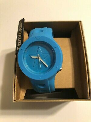 5d8a5eb346f7 Converse Women s VR001460 Icon Classic Analog Ocean Blue Watch