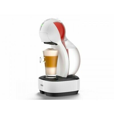 De Longhi M/Caffe' Edg355.W1 Nescafe' Colore White - Colors