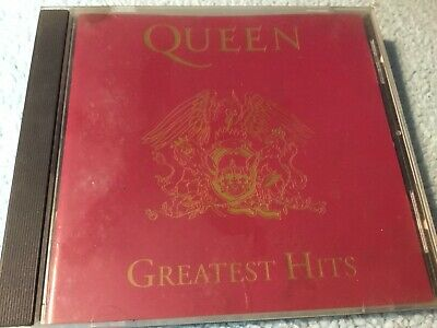 QUEEN,Greatest Hits CD 17 Best Hits Freddie Mercury, Brian May,Roger Taylor