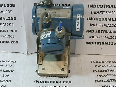 Micro Motion Transmitter 2700R12Bbaezzz Used