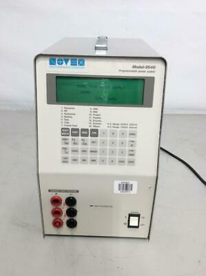 Novex Life Technologies Model-3540 Programmable Power Supply