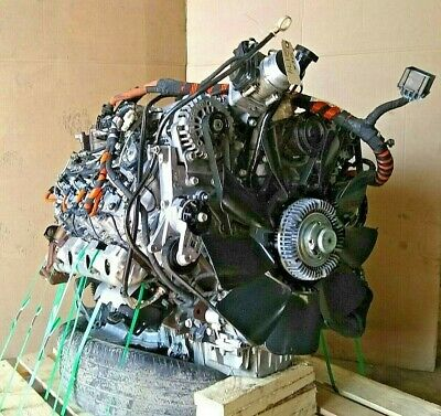 DURAMAX LGH COMPLETE Engine Chevy 6 6 41K miles no reserve !!! STK# 2174