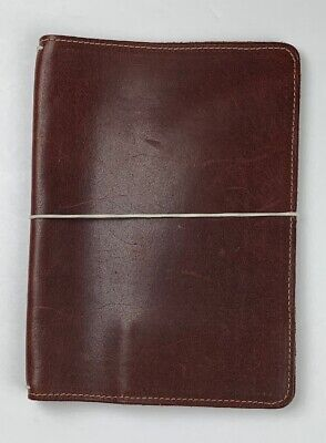 Foxy Fix Rowena Leather Wide Size No. 7 Travelers Notebook