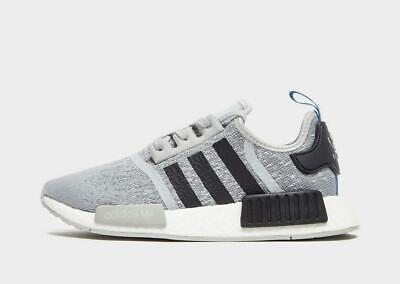 Details about adidas Originals NMD R1 Junior White Unisex Trainers All Sizes