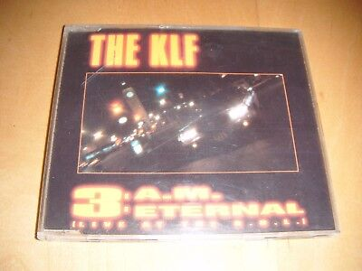 The KLF – 3 A.M. Eternal (Live At The S.S.L.) CD Single