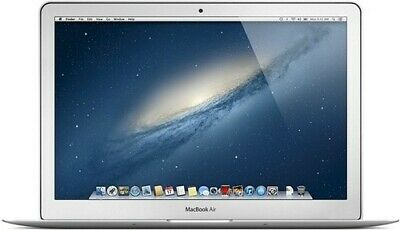 "Apple MacBook Air 13.3"" (High-Res Glossy) 1.8 GHz Intel Core i5 4 GB RAM 128 GB"