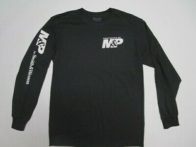smith & Wesson t-shirt long sleeve m&p