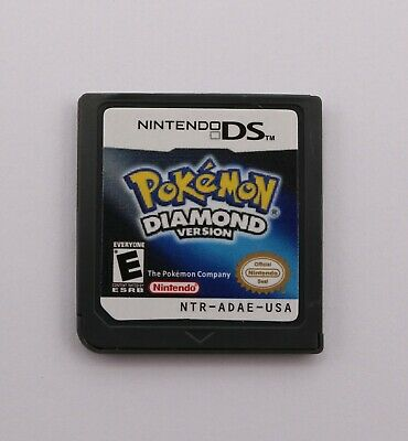 Pokemon: Diamond Version Nintendo DS Version Game Cartridges for 3DS/NDSI/2DS