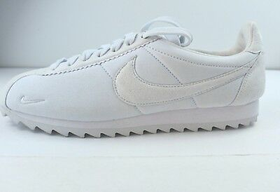 timeless design fd7ec 59843 NIKE CLASSIC CORTEZ Shark Low SP Big Tooth Mens Size 13 Shoes White 810135  110