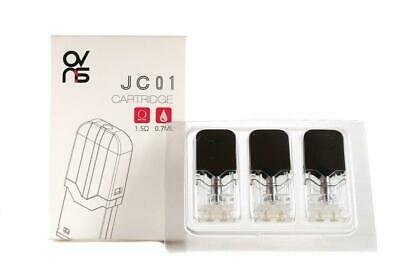 Authentic OVNS1 JC01 3pcs of Cartridges/Pods In a pack
