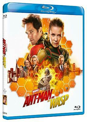 Blu-Ray Ant-Man And The Wasp 2018 Film - Fantascienza Marvel - NUOVO