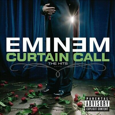 Eminem - Curtain Call - The Hits (Deluxe Edition)