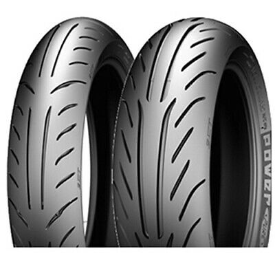 MICHELIN Rollerreifen 130/60-13 53P Power Pure SC Front/Rear M/C