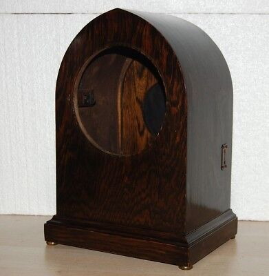 Seth Thomas westminster chime Sonora Clock Case w/ 5 Bell Sonora Unit