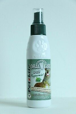 PETZLIFE Oral Care SPRAY  4oz Cat Dog Dental Care