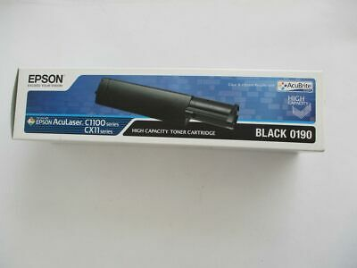 Epson Toner 0190  black high Capacity (C13S050190)