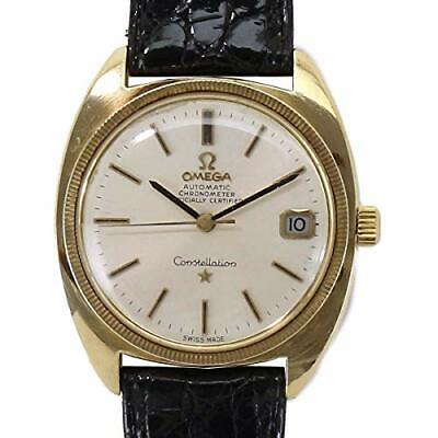 OMEGA Constellation ST168 027 Cal.564 Chronometer Men's Automatic Watch Used