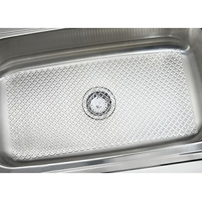 MDESIGN PRACTICAL SINK Mat for the Kitchen - Extra Large ...