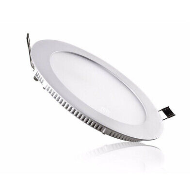 18 Watt Warm White Cool White Dimmable LED Downlights SAA Approved 160mm cutout