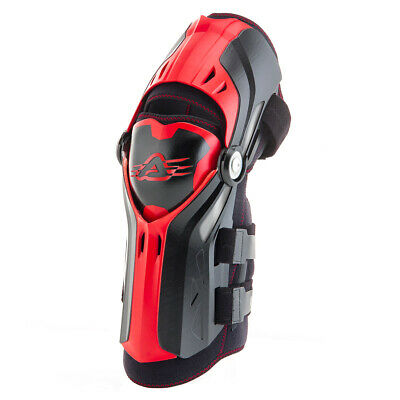 Acerbis Gorilla Knee Guards Off Road Enduro Armour