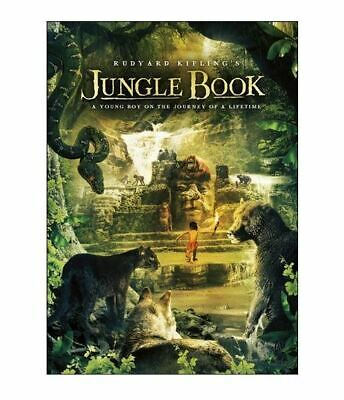 The Jungle Book DVD Rudyard Kipling
