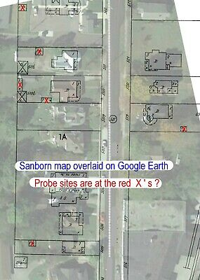 La Follete, Tennessee~Sanborn Map© sheets made in 1906 with  7 maps