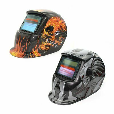 Solar Auto Darkening Welding Helmet Mask Welder Lens MIG ARC TIG MAG WE