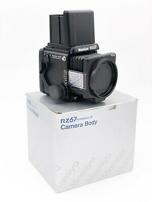 Mamiya RZ 67 PRO II with Original Box -  Used like New TOP