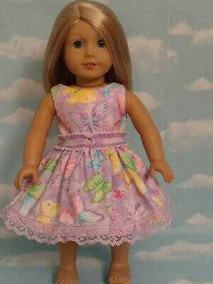 """18"""" Doll Dress fits 18 inch American Girl Doll Clothes 63ab"""