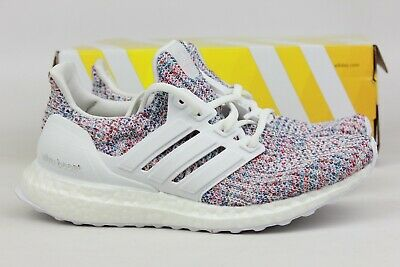 the latest 69c7c 9cc5e ADIDAS ORIGINALS ULTRABOOST 4.0 White Multi-Color 2 Men Db3198 New Ultra  Boost