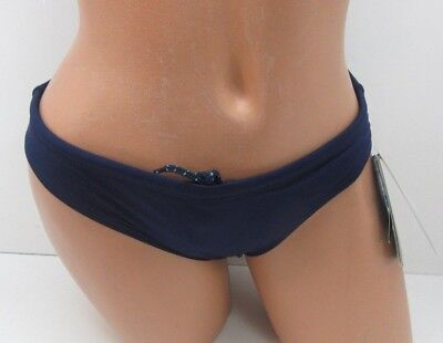 c5f5a015b3 Women s TYR Solid Active Bikini Bottom Navy Size Medium ...