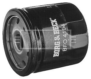 RENAULT WIND E4MA 1.2 Oil Filter 2011 on D4F780 B/&B Genuine Quality Replacement