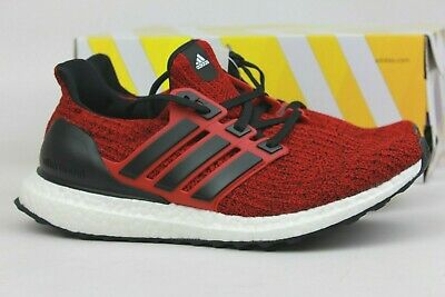 Adidas Originals Ultraboost 4.0 Power Red Core Black White Ee3703 New Men  Boost 3ac9ad98c