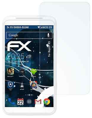 atFoliX 3x Anti Shock Screen Protector for Raptor R5 FX-Shock-Clear