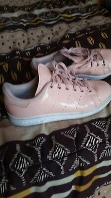 Baskets Smith 38 Rose Chaussures Stan 18 Eur Adidas 00 Femme WDI2b9EYeH