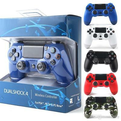 Official Sony Playstation PS4 DualShock 4 wireless controller with USB/packaging