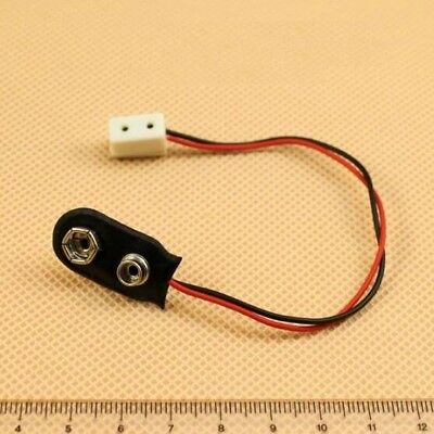 1:12 Dollhouse Miniature Lamp Use Electrical Connector Strip For 9V Batteries