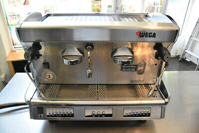 Wega Vela 2 Group High Cup Commercial Coffee Machine