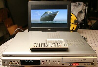 Pioneer DVD Recorder DVR-231-AV with Remote Tested and Working