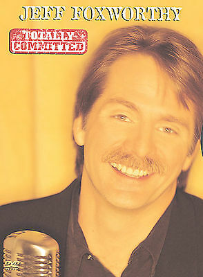 Jeff Foxworthy - Totally Committed (DVD) - **DISC ONLY**