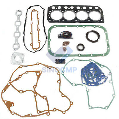 Mitsubishi S4L S4L2 Diesel Engine Gasket Kit for TCM Forklift and Generator