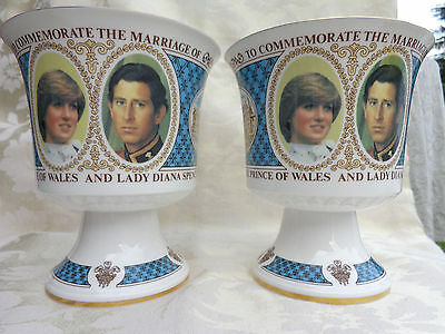 Royal Wedding-Prince Of Wales&lady Diana Spencer-Wedding Chalice-Limited Edition
