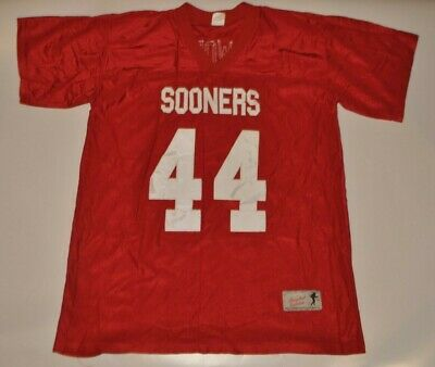 f9f48969 BRIAN BOSWORTH #44 Oklahoma Sooners Ny Sports Throwback Collection Jersey  Xl - $34.99 | PicClick